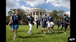 Michele Obama Obeziteyle Mücadelenin Birinci Yılını Kutluyor