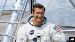 Astronot NASA Richard Gordon. (Foto:Dok)