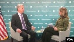 مایکل دوران، تحلیلگر ارشد خاورمیانه در اندیشکده هادسن به سوالات ستاره درخشش رئیس بخش فارسی صدای آمریکا پاسخ می دهد.