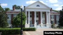 میری واشنگٹن یونیورسٹی کا مونرو ہال