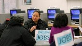 SHBA, papunësia në nivelin më të ulët
