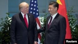 El presidente chino Xi Jinping hizo la exhortación el sábado durante una conversación telefónica con el presidente de EE.UU., Donald Trump.