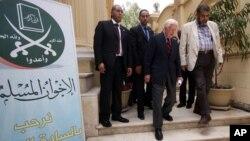 Экс-президент США Джимми Картер среди руководства партии «Братья-мусульмане»