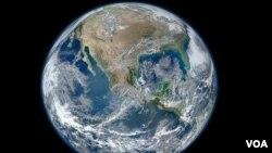 El satélite que la tomó, el Suomi NPP, fue puesto en órbita el pasado 28 de octubre.