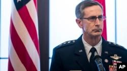 Trung Tướng Kevin Schneider, Tư lệnh các lực lượng Mỹ ở Nhật Bản