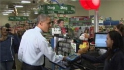 President Obama Tackles Holiday Shopping