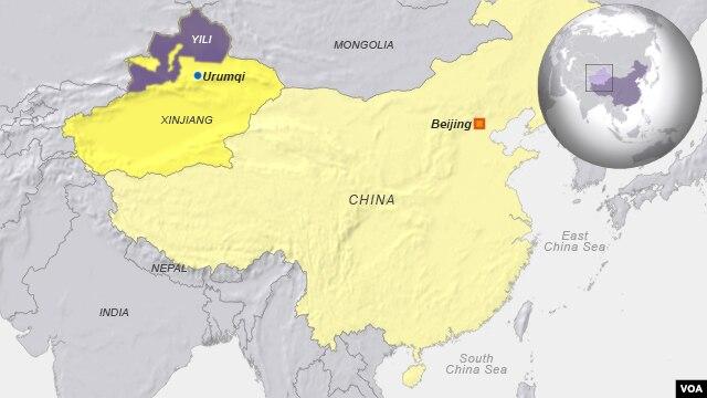 Yili, Xinjiang province, China