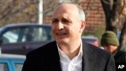 Вано Мерабишвили. Архивное фото 2012г.