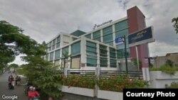 Rumah Sakit Mitra Keluarga Kalideres, Jakarta Barat (foto courtesy: Google Map).