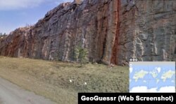 GeoGuessr Scene