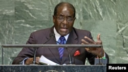 UN-ASSEMBLY/Mugabe