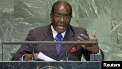 Mutungamiri wenyika vaRobert Mugabe vari kutarisirwa kutaura kumusangano weUNGA