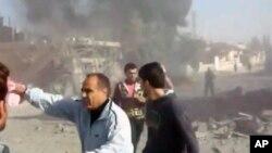 Menurut Human Rights Watch, kebanyakan warga sipil tewas di wilayah-wilayah di mana tidak terjadi pertempuran (foto: dok).