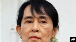 緬甸反對派領導人昂山素姬
