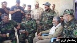 قاسم سلیمانی برنامه های ایران را در سوریه پیش می برد.