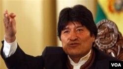 """En un mensaje al país, el presidente de Bolivia, Evo Morales, reconoció que el aumento de los combustibles es """"duro""""."""