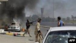 Tripoli, 22 avgust 2011