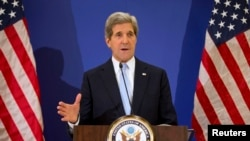 Ngoại trưởng Mỹ John Kerry cho rằng tương lai của mối quan hệ giữa Tổng thống Nam Triều Tiên Park Guen Hye với Bắc Triều Tiên có thể tùy thuộc phần lớn vào Trung Quốc.