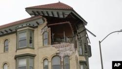 La mayor parte de los daños ocurrieron en la ciudad de Napa y sus alrededores.