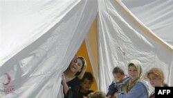 Türkiye'ye Sığınan Suriyelilerin Sayısı 8 Bin 500'ü Geçti