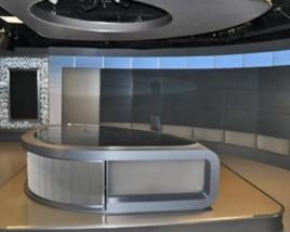 央视北美分台高清演播室