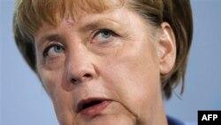 Merkel: Zgjidhja e krizës nuk duhet kërkuar te Banka Qendrore Evropiane