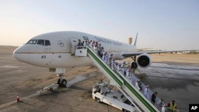 Saudi Arabian Airlines akan membuka kembali penerbangan ke Indonesia secara terbatas (foto: ilustrasi).