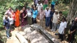 Supporting Sri Lanka's Heritage
