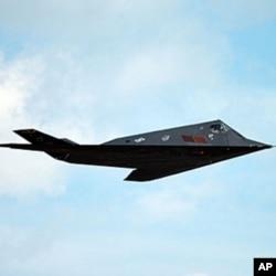 F-117隐形战机已在2008年退役