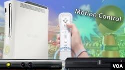 Los tres principales sistemas de videojuegos tendrán en la primavera del 2010 control por movimiento.