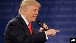 Republican သမၼတေလာင္း Donald Trump