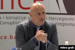 Khaldoun Sinno, zamjenik šefa Delegacije Evropske unije u Bosni i Hercegovini Khaldoun Sinno