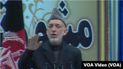 president Karzai election