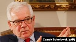 波兰外长雅采克·查普托维奇