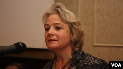 Bettina Ambach is co-organizer of the ICC conference scheduled to be held in Nuremberg, Germany