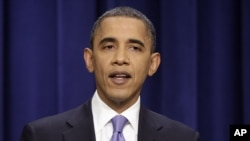 奧巴馬在年終記者會上讚揚民主共和兩黨取得成就