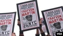 Prosvjedi zbog ubojstva Trayvona Martina