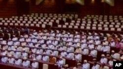 برما: نئے صدر کا چناؤ جمعرات کو