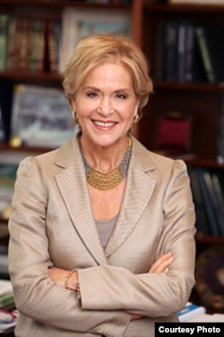 Judith Rodin, president of The Rockefeller Foundation
