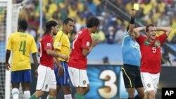 Mundial: Portugal e Brasil Empatam