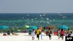 Коллекция фактов: отпуск и туризм по-американски