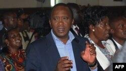 肯尼亚当选总统肯雅塔