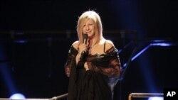 바브라 스트라이잰드(Barbra Streisand)