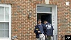 FBI星期三到艾哈迈德住家搜查