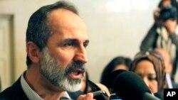 Ahmed Muaz El Xetîb.
