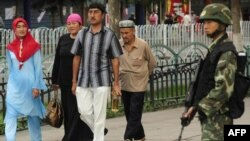 VOA连线(萧雨):美国人权团体关注北京骚扰威胁海外维吾尔人