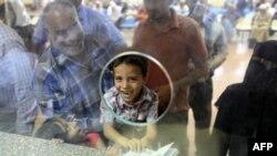 Dân Palestine có hộ chiếu lại được phép qua lại Ai Cập hằng ngày