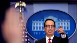 时事看台(萧洵) 美财长:税改造成的赤字会被增长抵消