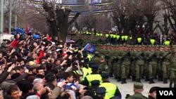 Kosovo mừng Ngày Độc Lập
