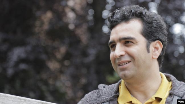 İrandakı azərbaycanlılar, ana dili və Amerikada təhsil haqda - Ramin Cabbarlı